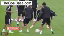Most Amazing  15 goals and tricks ever done in football world 2015 High Definition