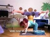 Kinect Fun Labs Election: Kinect Body Art