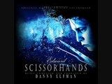 Edward scissorhands- ice dance