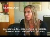 Intervista Patrizia D'Addario su Berlusconi da El Paìs 1di3