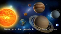 The 9 Planets ( Our Solar System) 2016 - Latest research video From NASA