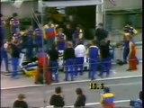 Ayrton Senna vs Keke Rosberg - 1985 European Grand Prix