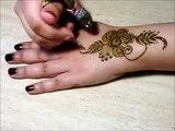 Gulf Style Henna Mehndi by Toronto, ON Henna Artist of Mocha Henna