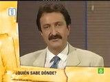 Paco Lobatón desorientado (Quien sabe donde?)