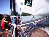 OK Dinghy Sailing may 2009