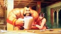 EXCLUSIVE! Street Fighter X Tekken PS Vita INTRO Trailer TGS 2011