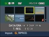 Velivolo-Disco Rosso vivo tramonto (spiaggia), Balestrate (PA), Giuseppe Garofalo