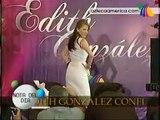 La bienvenida de Edith González a TV Azteca