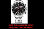 REVIEW Omega Seamaster Diver 300 M Co-Axial Chronograph 41.5 mm Mens Watch 212.30.42.50.01.001