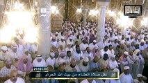 {HD} Makkah Isha 2nd August 2011 by Sheikh Talib