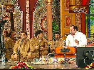 """Tum Ek Gorakh Dhanda Ho""   Pakistani Semi Classical Singer Rahat Fateh Ali Khan   Qawwali"