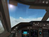 FSX - UNDER PRESSURE...(Amazing game graphics maxed out!)