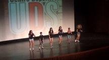 Centro Deportivo UDS | Festival Fin de Curso 2014 - 2015 (Hip Hop Kids Torrent)