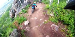 Downhill Mountain Biking - Steamboat Springs, Colorado // GOPRO HERO 3+