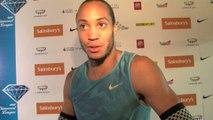 Athlétisme - Meeting de Londres : Martinot-Lagarde battu mais rassuré sur 110m haies