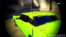"GTA 5 Online - *NEW* MODDED CHINO CAR SHOWCASE! ""GLITCHED MODDED ROOF!"" (GTA 5 MODS)"