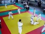 Finale Coupe de France Taï Jitsu 2007
