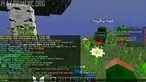 minecraft skyblock challenge