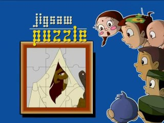 Chhota Bheem - Jigsaw Puzzle