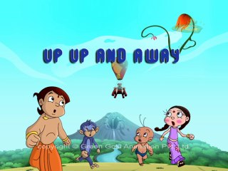 Chhota Bheem - Up Up and Away