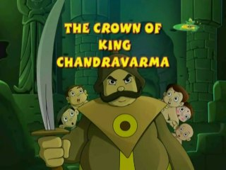 Chhota Bheem - The Crown of King Chandravarma