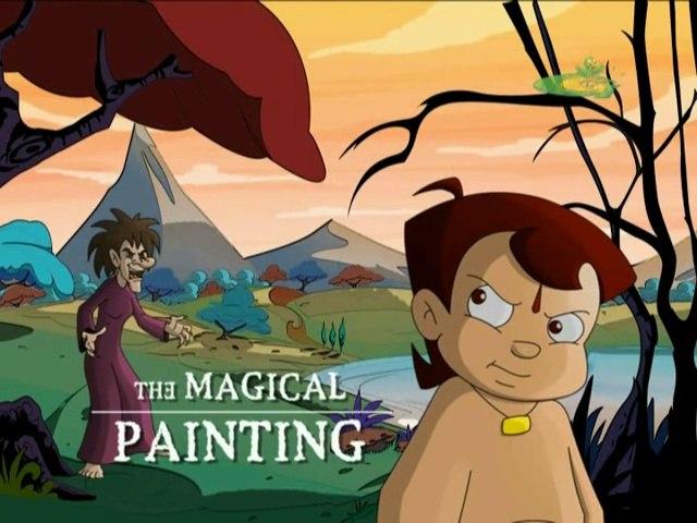 Chhota Bheem The Magical Painting