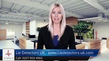 Jason Hubble Lie Detectors Uk - Polygraph Services - 5 Star Customer Review