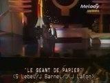 Le géant de papier - Jean-Jacques Lafont