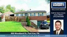 Homes for sale 909 Woodland Dr Port Vue PA 15133 Coldwell Banker Real Estate Services