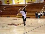 Self Choreographed Hip hop solo 2006