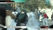 Venezuela: no cesan las protestas contra Nicolás Maduro