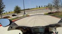Ducati 848 EVO GO Pro Hero HD Camera Mount Test 1