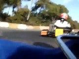 Karting sallent cursa onboard rotax - rotax DD2