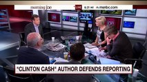 Joe Scarborough Goes on Epic Rant Over Treatment of Clinton Scandals Compared to Other Politicians