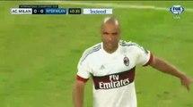 Milan Fantastic Action - AC MILAN 0-0 INTER MILAN 2015 HD