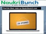 NaukriBunch - Job Vacancies Chandigarh | Jobs in India