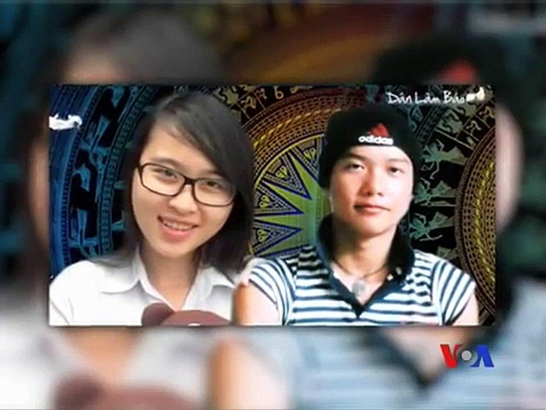 Mỹ quan ngại về bản án của 2 sinh viên VN chống Trung Quốc