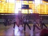 Street Dance Team Constanta on stage