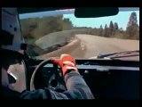 Ari Vatanen climb Pikes Peak (climb dance)