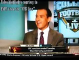 2014 CFB SPRING NEWS & USC TROJANS SANCTIONS GONE THIS WEEK TOO HARSH TO BEGIN WITH?