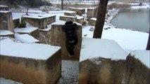 Parkour - Snow 2012, Miramas (FRENCH)