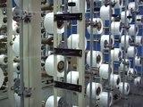 sizing machine filament & cotton