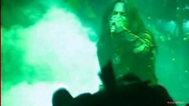 Cradle of filth - Cruelty Brought Thee Orchids  (live Astoria 1998) HD