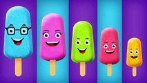 Ice Cream Finger Family Song - Kids Songs - Nursery Rhymes for Children - Daddy Finger Ice Cream