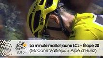 La minute maillot jaune LCL - Étape 20 (Modane Valfréjus > Alpe d'Huez) - Tour de France 2015