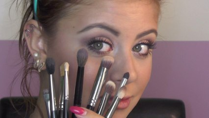 Eye Brush Guide WHAT BRUSH IS WHAT + Demo: StephanieSeager