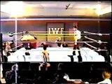 IWF Classic Wrestling - Unlce Jess Hanson vs Pete Hatfield  - Simi Valley, CA 1998