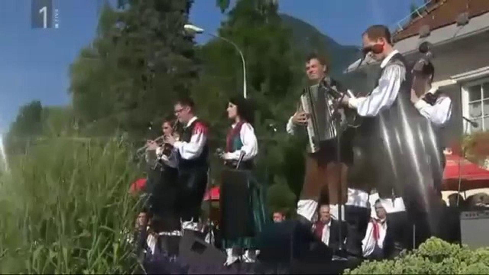 Ansambel Saša Avsenika - Slovenija, od kod lepote tvoje