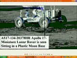 Moon Landing Hoax Apollo : Disney used Fake Miniature Astronauts, Lunar Rovers & Modules (1 of 10)
