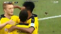 All Goals & Highlights in 1st Half Juventus 0-1 Dortmund